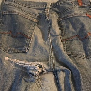7 For All Man Kind jeans size 31